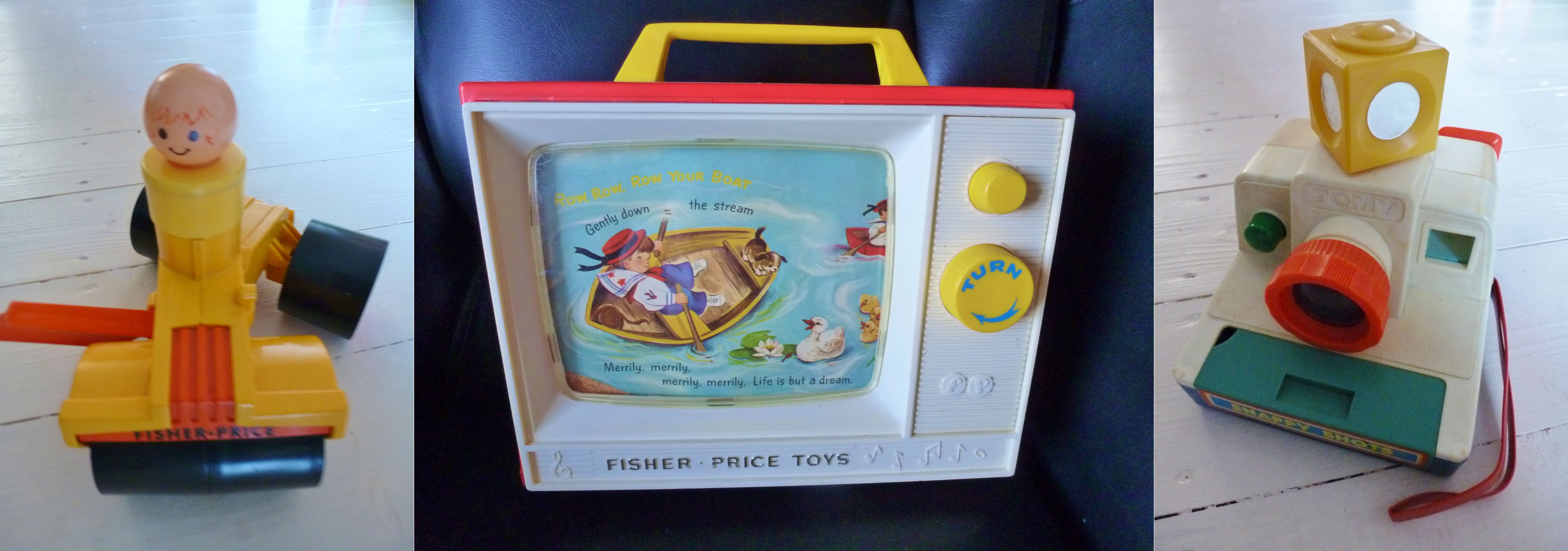 fisher price | Your Vintage Blog